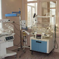 На Николаевщине открыли обновленное отделение детской реанимации