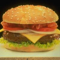 Съеденный гамбургер сокращает жизнь на 30 минут