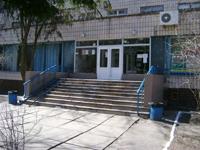 Поликлиника №3 Святошинского района г. Киева