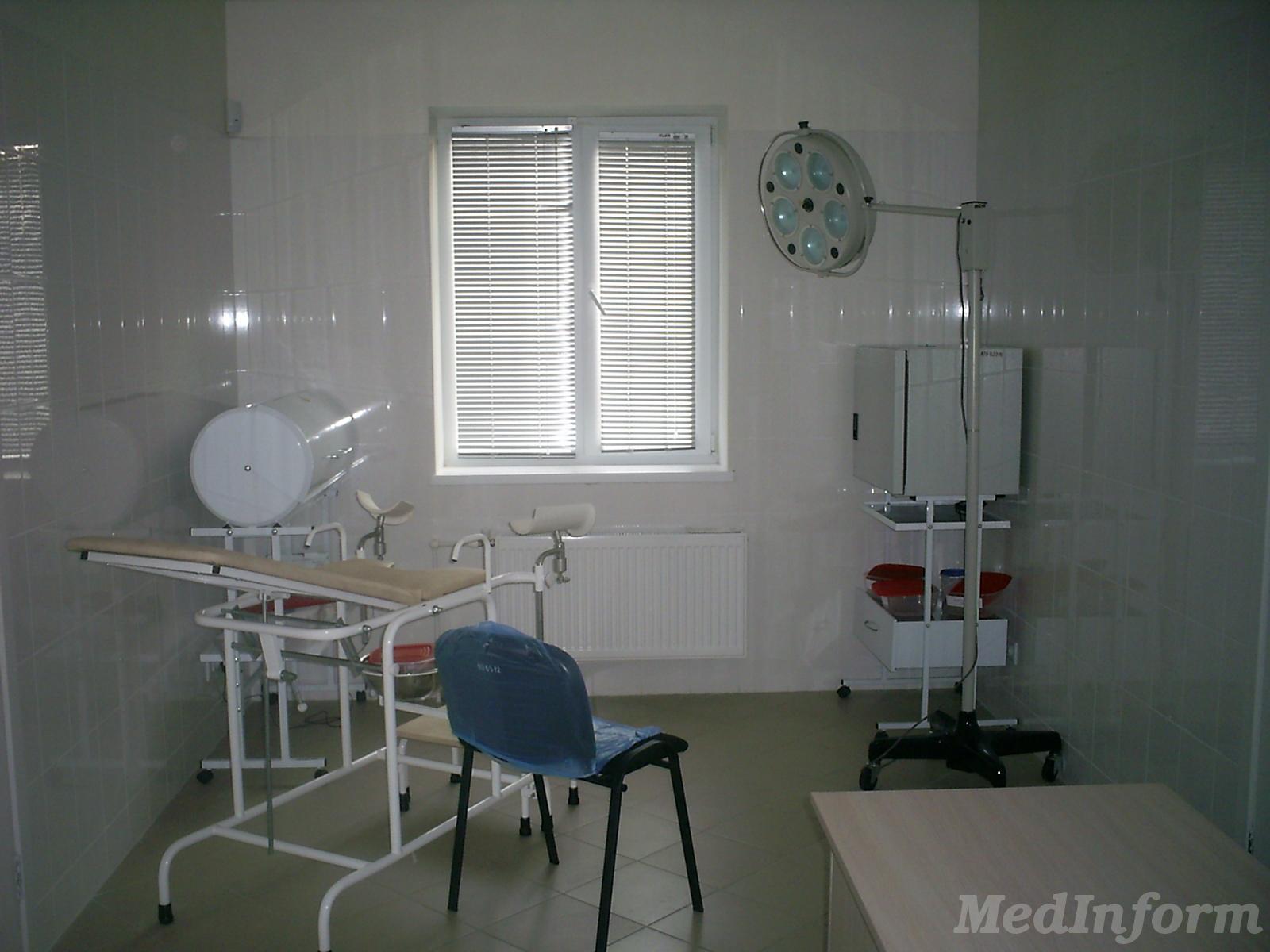 Клинику ран