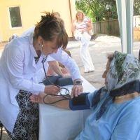 На Ивано-Франковщине состоялась акция «Берегите своё здоровье»
