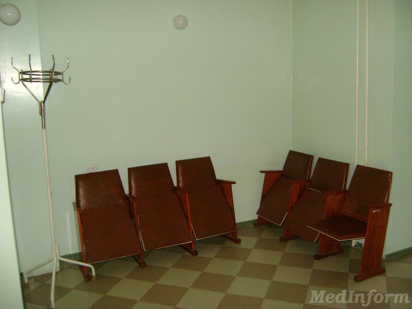 Прием пищи в больнице