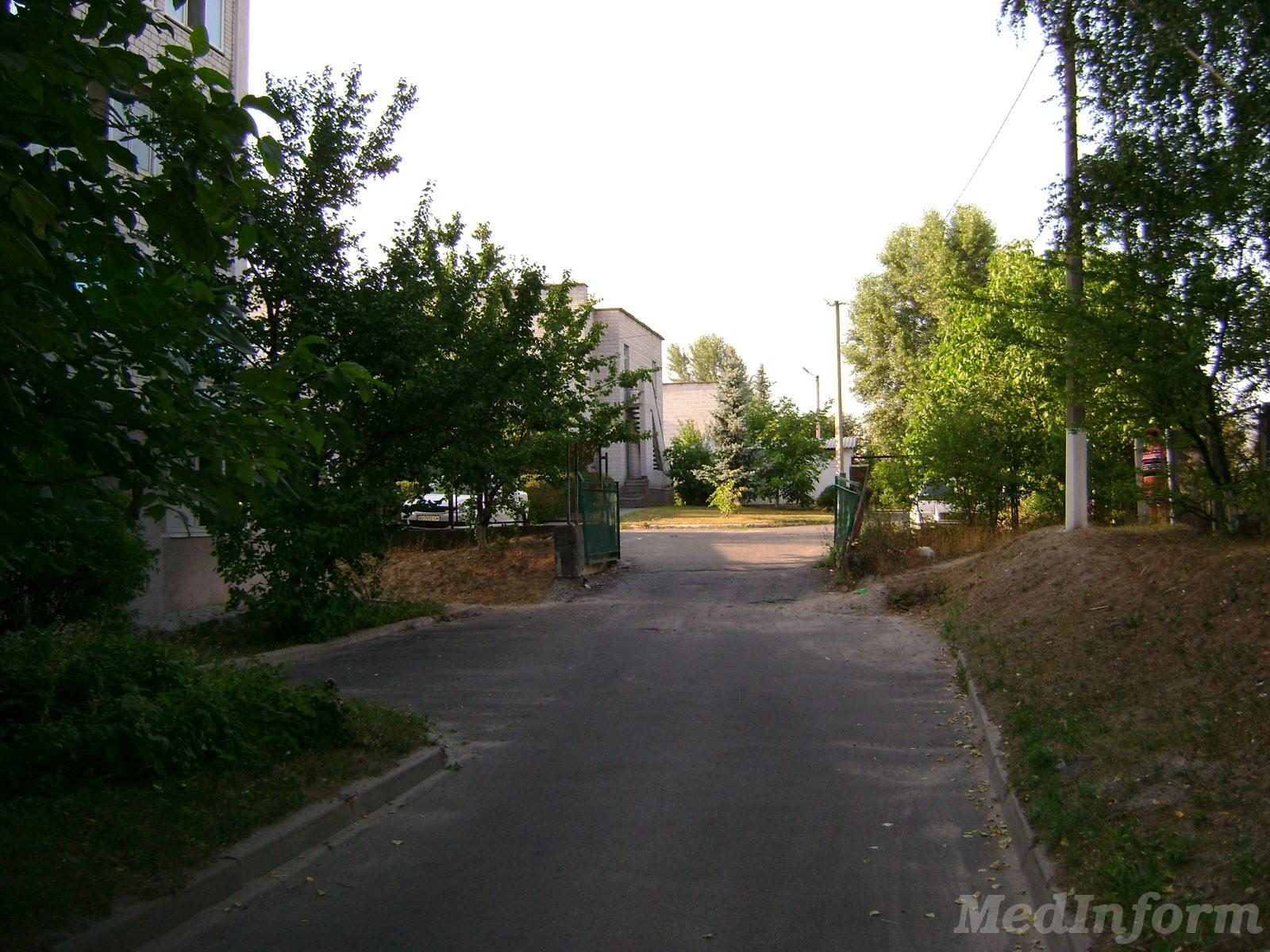 Больница ул. космическая 13