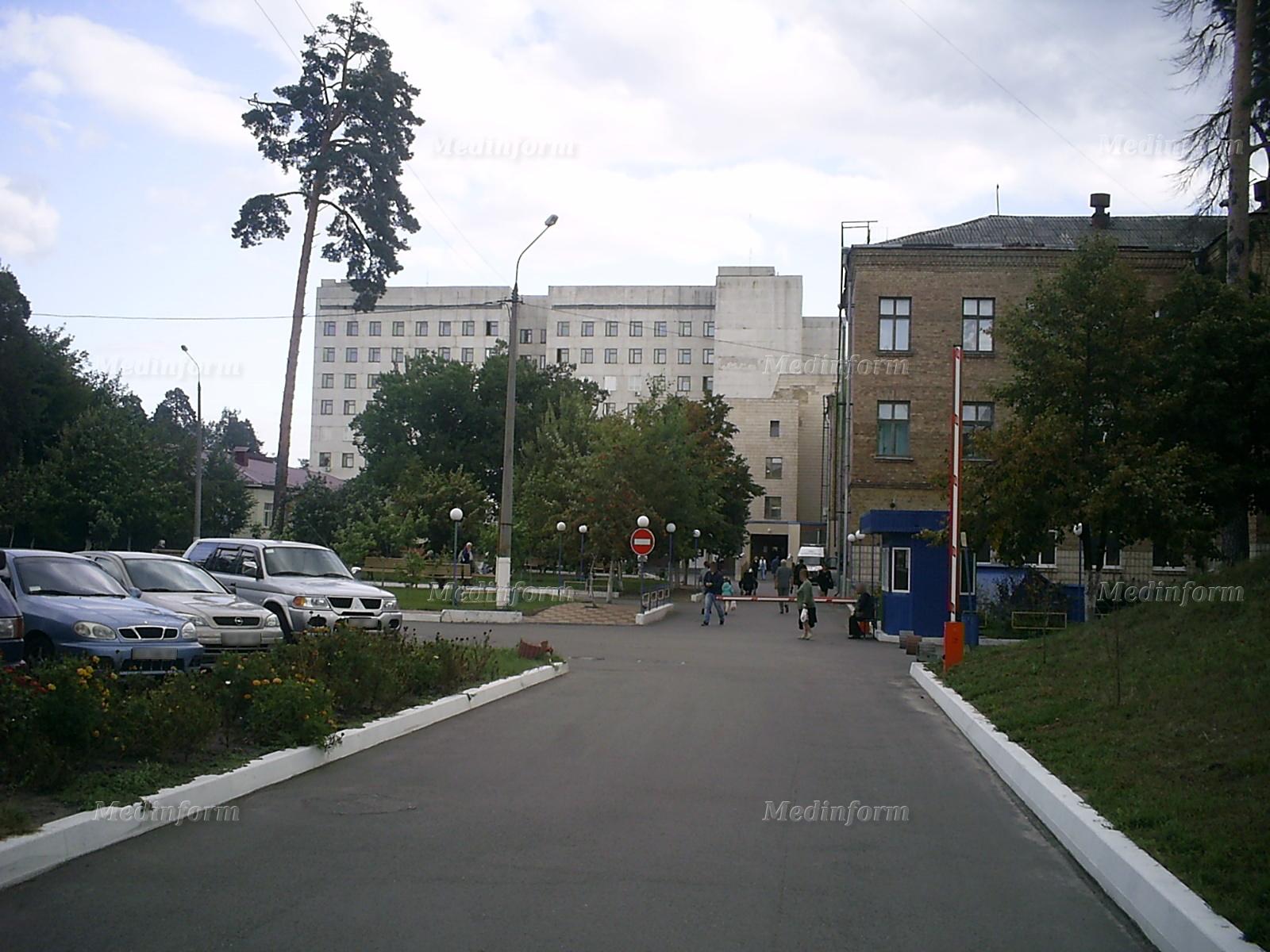 Клиническая психиатрическая больница сосновый бор