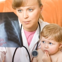 Пневмония — причина 20% случаев детской смертности