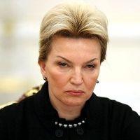 Раиса Богатырева освобождена от занимаемой должности