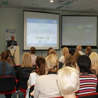 Украинские стоматологи провели научно-практический семинар в формате телемоста