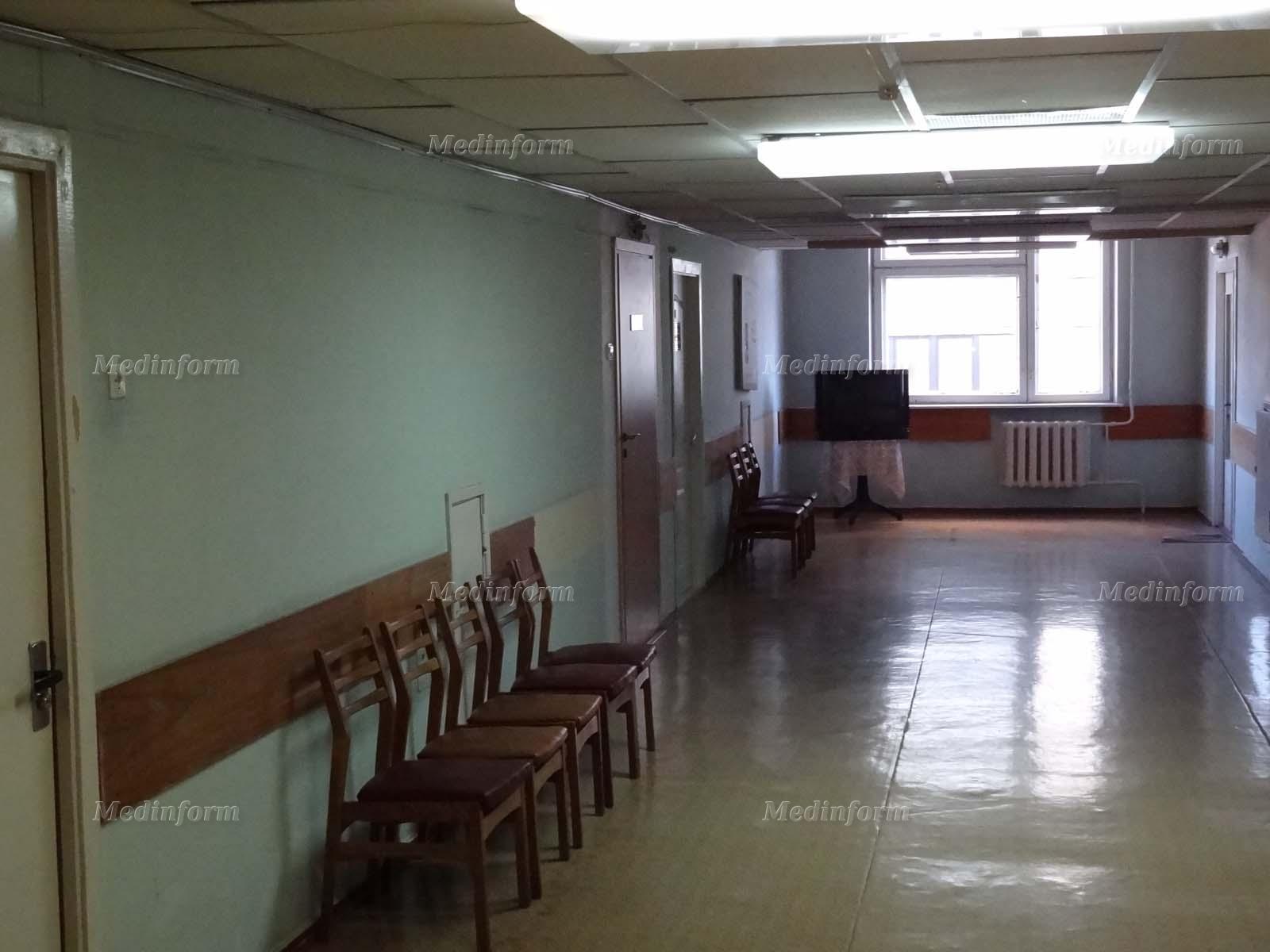 Детское отделение при 18 больнице