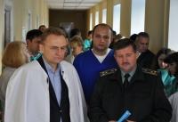 Во Львове открыли новое реабилитационное отделение для участников АТО