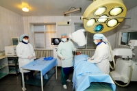 Военные медики из Одессы оказали помощь около 4,5 тысячи участников АТО